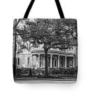 Sweet Home New Orleans Bw Tote Bag
