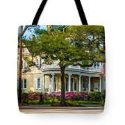 Sweet Home New Orleans Paint Tote Bag