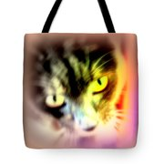 The Sweet Hunter With The Yellow Eyes  Tote Bag