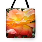 Sweet Juliet Rose Tote Bag