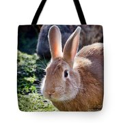 Sweet Little Bunny Tote Bag