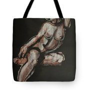 Sweet Little Mystery - Nudes Gallery Tote Bag