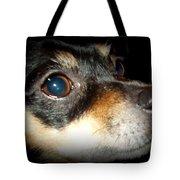 Sweet Look Of Love Tote Bag