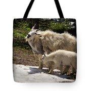 Sweet Mama Goat Tote Bag