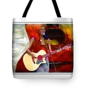 Sweet Music Tote Bag