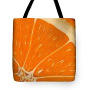 Sweet Orange Tote Bag