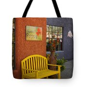 Sweet Poppy Shops Tubac Arizona Dsc08406 Tote Bag