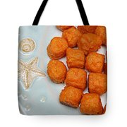 Sweet Potato Puffs Tote Bag
