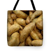 Sweet Potatoes Tote Bag