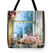 Sweet Scents To Savor Tote Bag