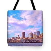 Sweet Seattle Tote Bag