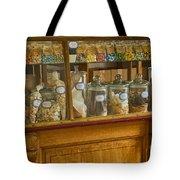 Sweet Shop Tote Bag