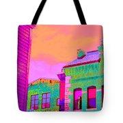 Sweet Street  Tote Bag