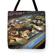 Sweet Street Treats Tote Bag