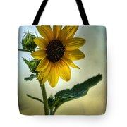Sweet Summer Sunflower Tote Bag