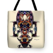 Sweet Symmetry - Projections Tote Bag