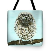 Sweetest Baby Owl Tote Bag