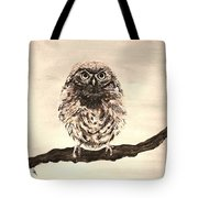 Sweetest Owl Tote Bag