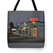 Sweethearts Wedding Chapel Tote Bag