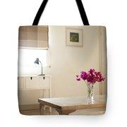 Sweetpea Table Tote Bag