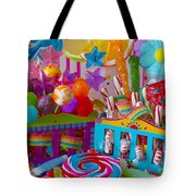 Sweets 3 Tote Bag