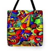 Sweets By Rafi Talby    Tote Bag