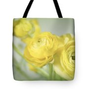 Swell Of Yellow Tote Bag