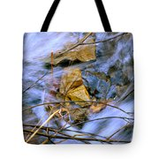 Swept Away Tote Bag