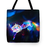 Swerve And Rave Tote Bag