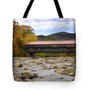 Swift River Vista Tote Bag