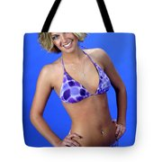 Swim 44 - Crop Tote Bag