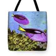 Swimmingly Tote Bag