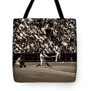 Swing And A Miss Tote Bag