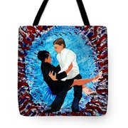 Swing Shift Tote Bag