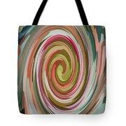 Swirl 92 Tote Bag