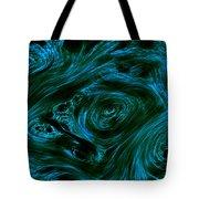 Swirling 3 Tote Bag