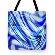 Swirling Abstract Tote Bag