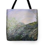 Swirling In Grace Tote Bag