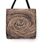 Swirling Sand Tote Bag