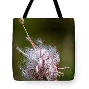 Swirling Wildflower Tote Bag