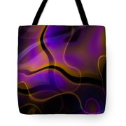 Swirly Bits Tote Bag by Hakon Soreide