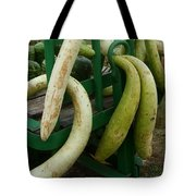 Swirly Gourds Tote Bag