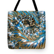 Swirly Mirror Tote Bag