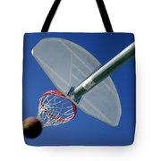 Swish  Tote Bag by David and Carol Kelly