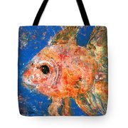 Swishy Fishy Tote Bag