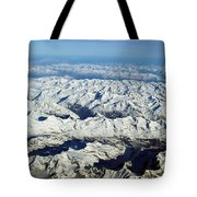 Swiss Alps Tote Bag