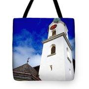 Swiss Church Tote Bag