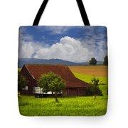 Swiss Farms Tote Bag