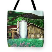 Swiss Granary Tote Bag