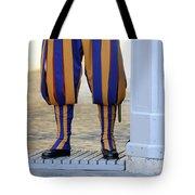 Swiss Guards. Vatican Tote Bag